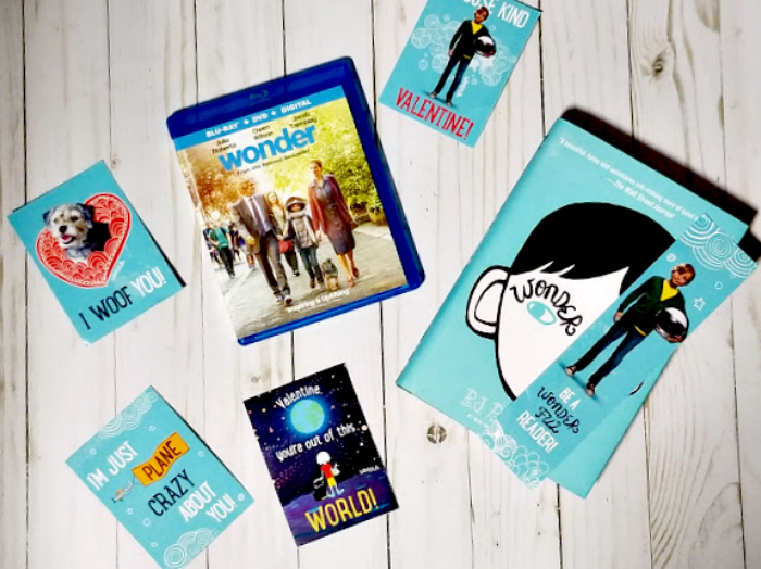You Will Be Inspired When You See Wonder On DVD And Blu Ray 3