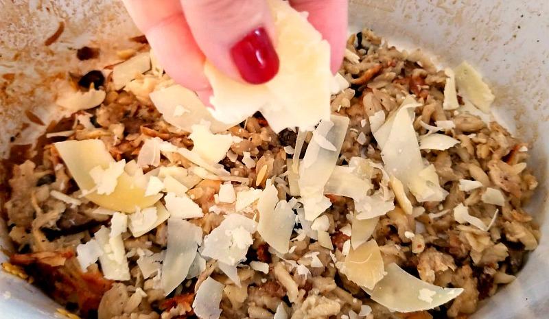 Slow Cooker Chicken Recipe steps 11-14