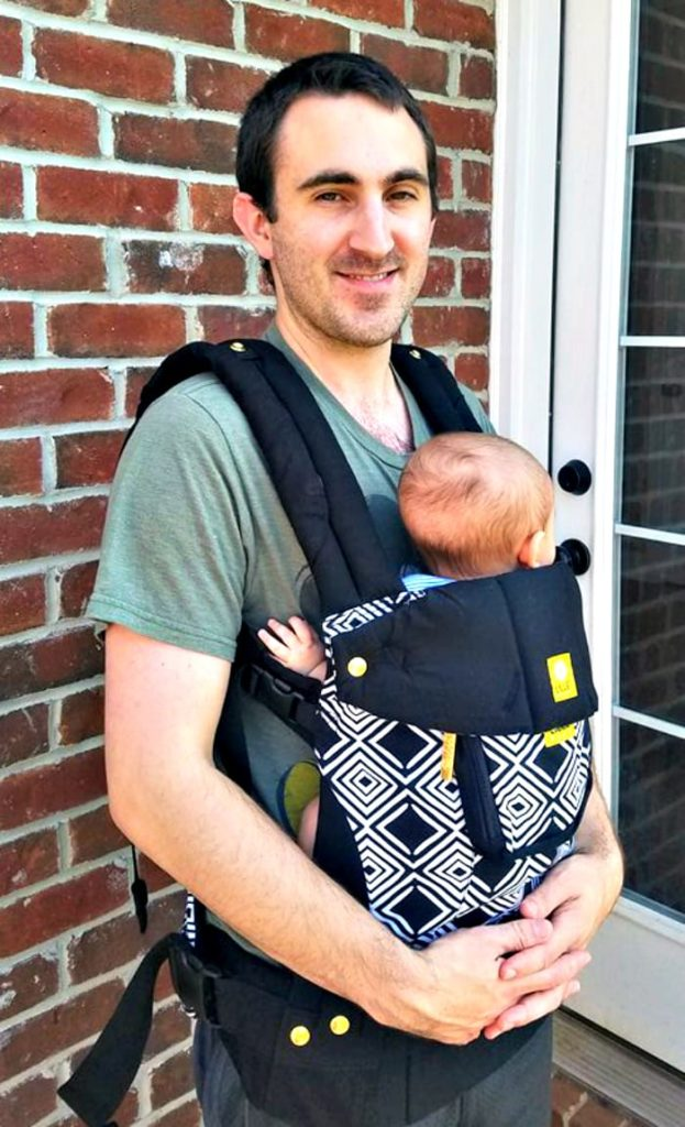 What Is Babywearing And What Are The Benefits?