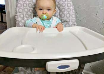 Finally! A Booster Chair That Grows With Your Child