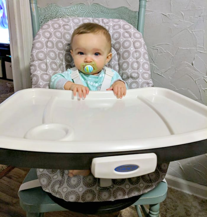 A Booster Chair That Grows With Your Child 5