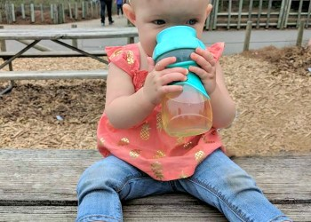 The NUK Everlast 360 Cup Is Perfect For Your Toddler!