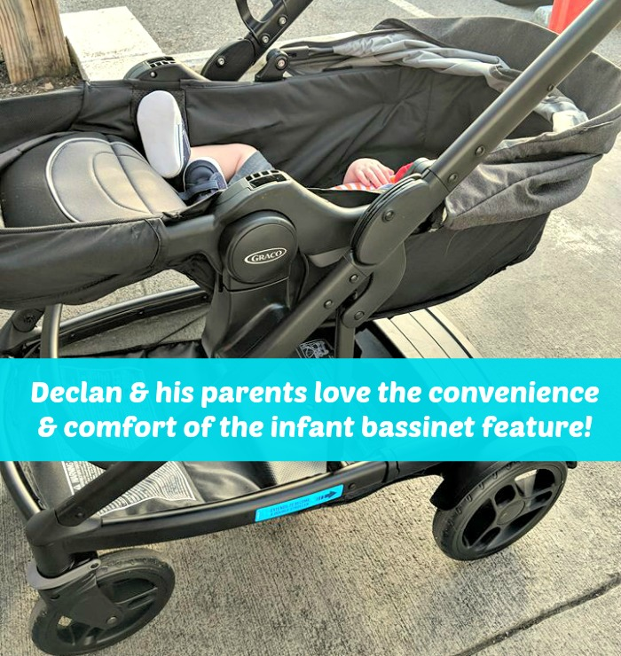 Graco Makes Traveling With Your Baby A Breeze Kicking It