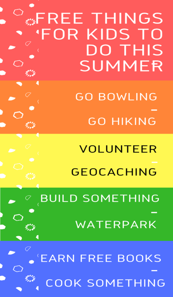 Who said being on a budget meant your kids cannot have fun? They will have a blast with these 8 Free Ways Kids Can Have Fun This Summer #ad @goorganically