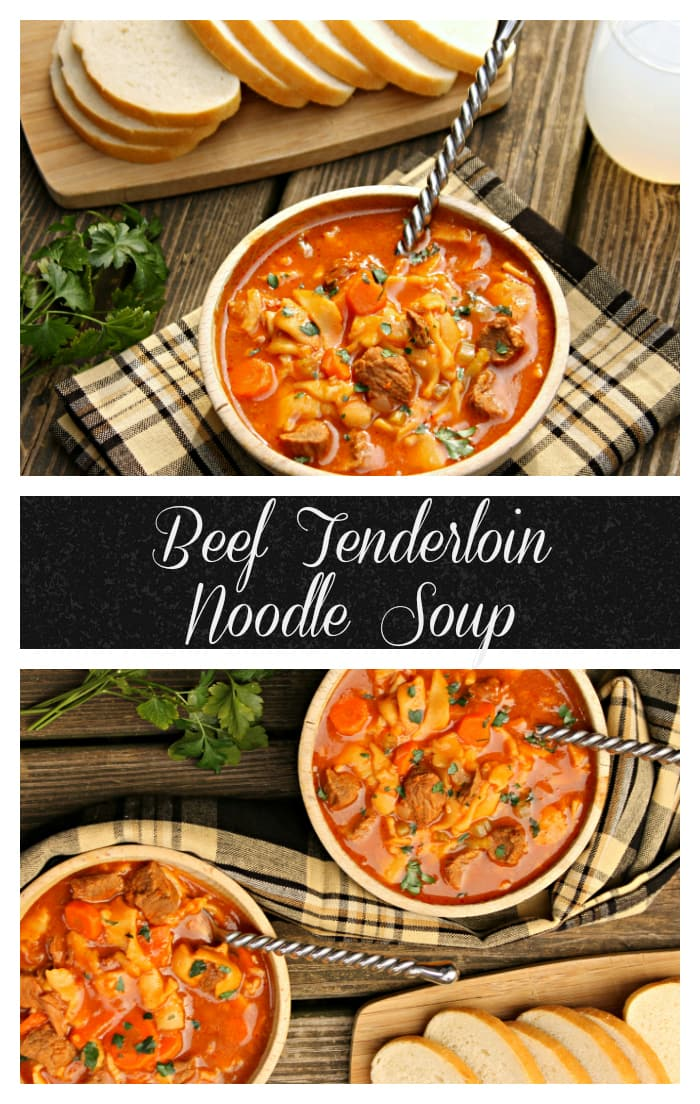 Baby it is getting cold outside, so it is time to get out those comfort food recipes! Ladle up the most tender crock pot beef noodle soup recipe on the planet!