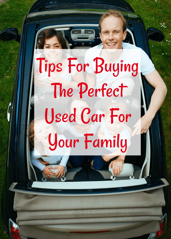 Have you ever been used car shopping? What a huge headache! I wanted to save you from the hassle we experienced with these tips for buying the perfect used car for your family #ad #CarsCom