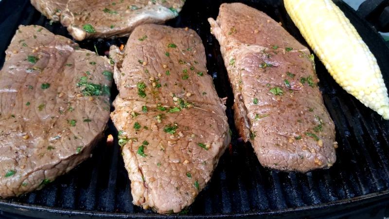 Chipotle Marinade Carne Asada Street Tacos Recipe grill