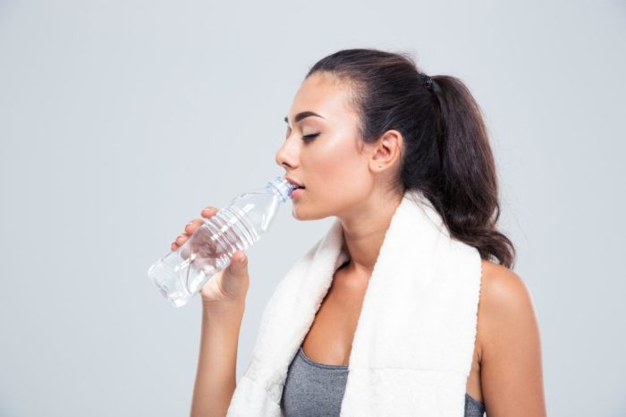 Quick And Easy Ways To Boost Digestive Health water