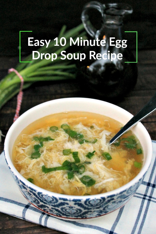 On busy nights, My Easy 10 Minute Egg Drop Soup Recipe and Ling Ling Asian Style Fried Rice is a no hassle meal that tastes great and the family will love. Perfect! #ad #IC #LingLingAsianFood @linglingfood