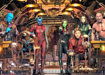 Guardians of the Galaxy Vol. 2 Blasts Into Homes Today