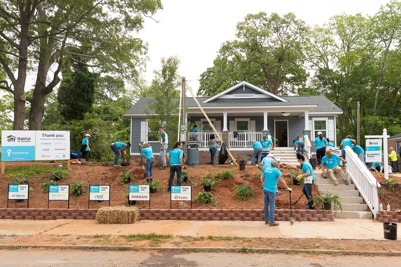 Habitat For Humanity Home Is The Key Program 7