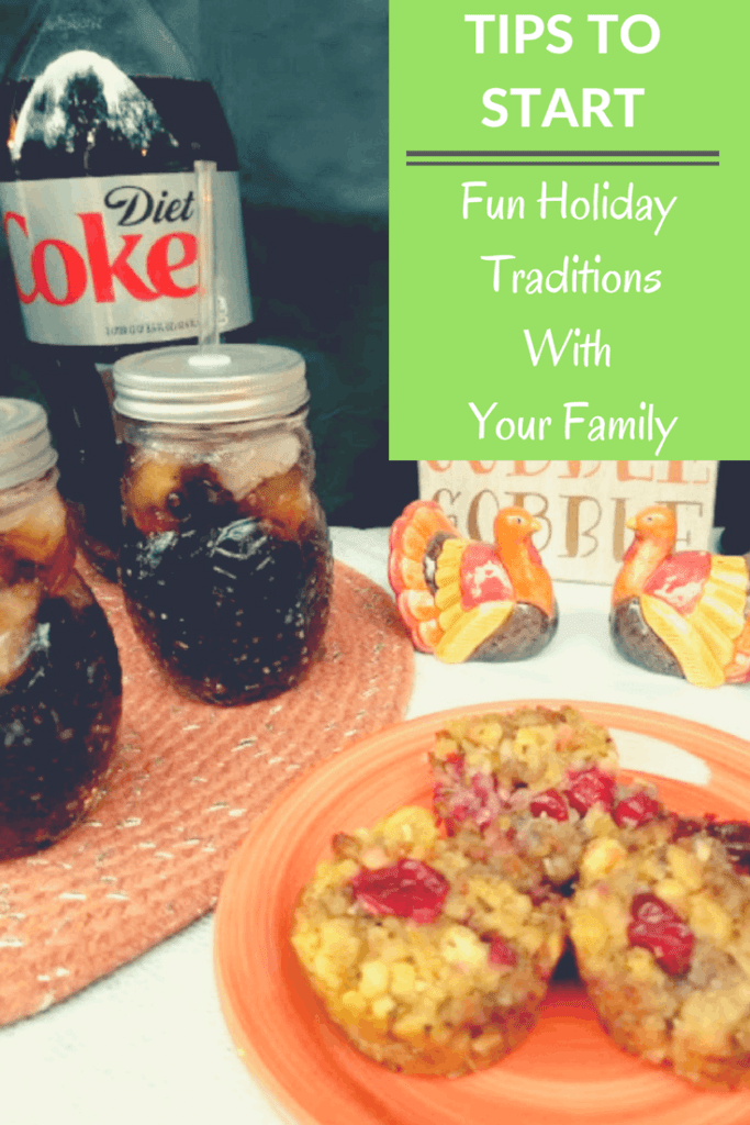 When I was a kid, I loved the holidays! Now I am a mom and I get to make memories with my kids. Here are 5 fun holiday traditions to start with your family! #ad @samsclub #CocaColaHoliday