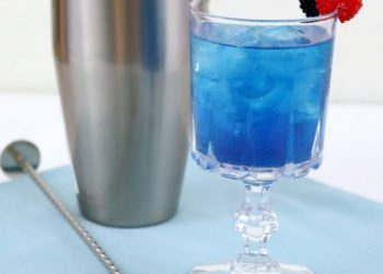Very Blueberry Lemonade Cocktail Recipe 2