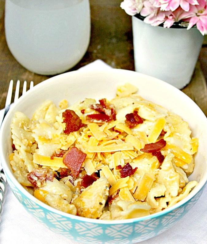 Instant Pot Chicken Bacon Ranch Recipe 3