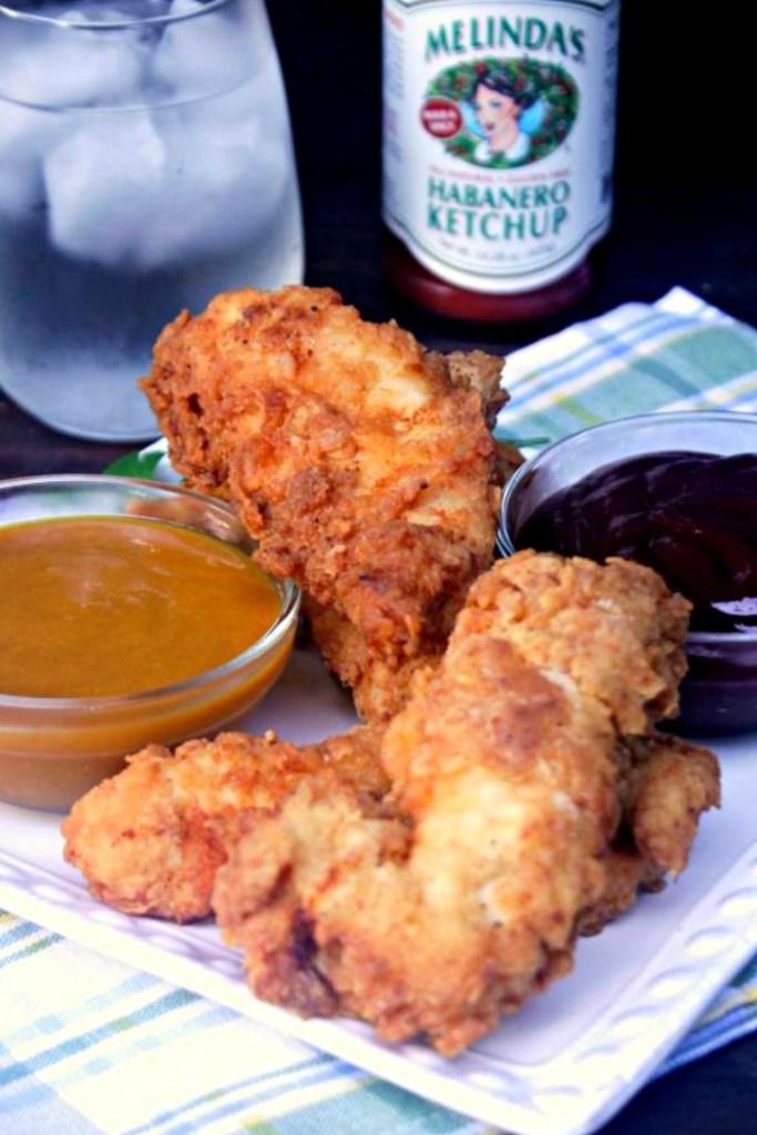 Super Easy 30-Minute Buttermilk Fried Chicken Recipe chicken 2