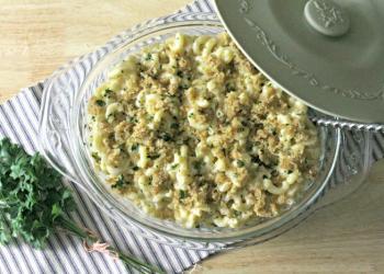 Creamy Tuscan Microwave Mac And Cheese Recipe