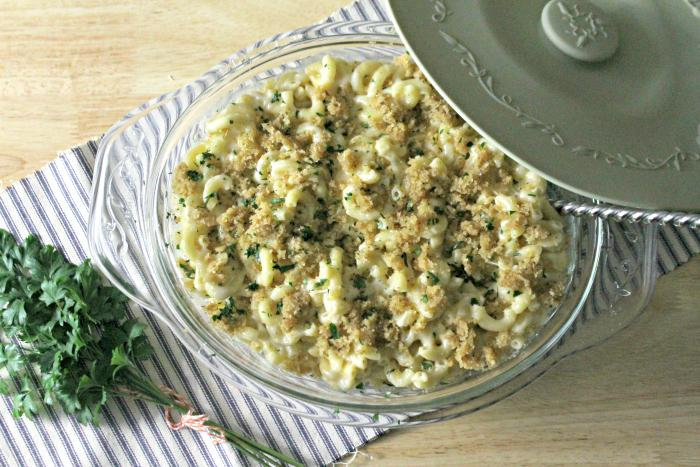 Creamy Tuscan Microwave Macaroni And Cheese 3