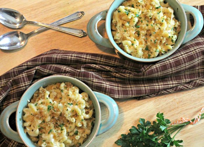 Creamy Tuscan Microwave Macaroni And Cheese 4