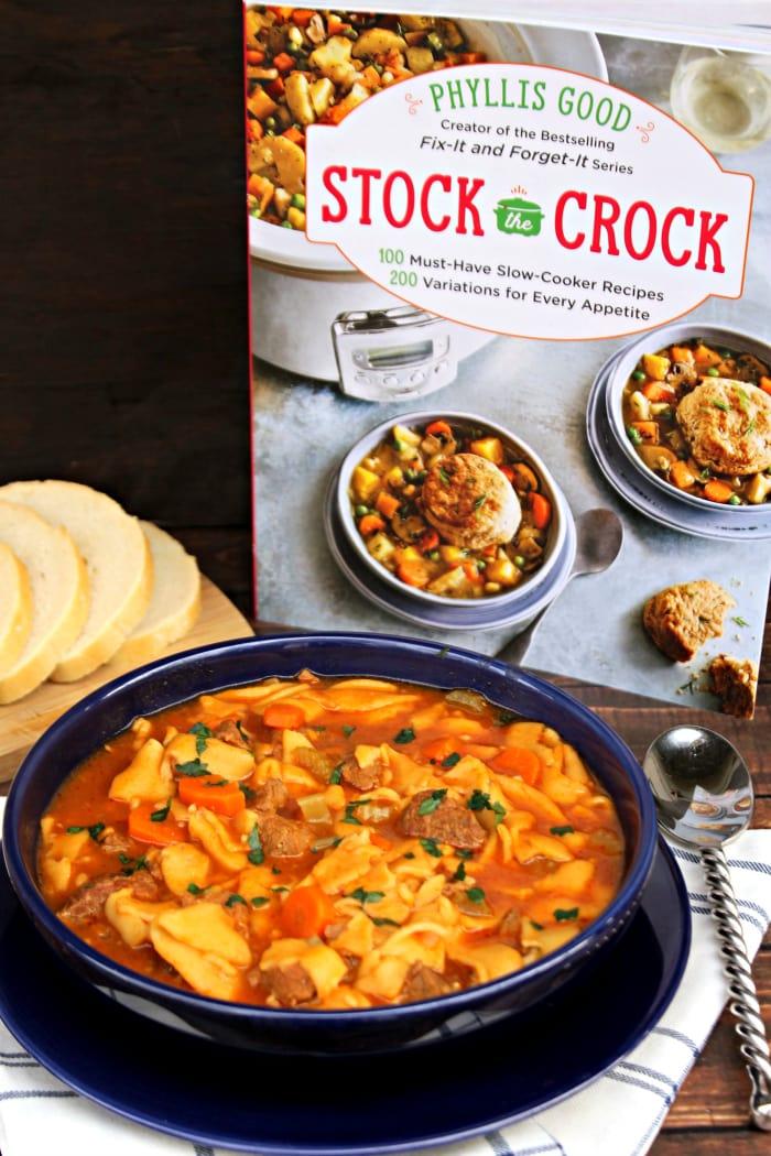 Beef Noodle Soup Recipe book
