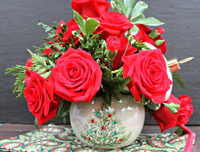 Top The Nice List This Christmas By Giving Teleflora Floral Arrangements