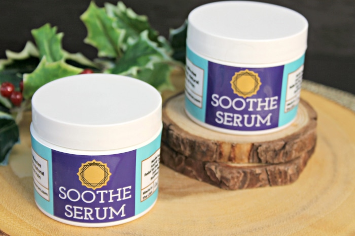 Get All Natural Pain Relief With Soothe Serum