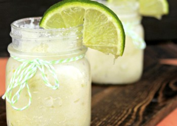 Homemade Margarita Lime Essential Oil Body Scrub 2