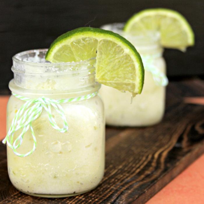 Homemade Margarita Lime Essential Oil Body Scrub 2