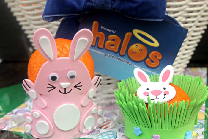 How To Have A Candy Free Easter With Wonderful Halos 4