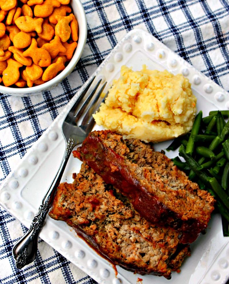 Meatloaf Recipe Best 3