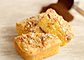 Butterscotch Pecan Coffee Cake Recipe