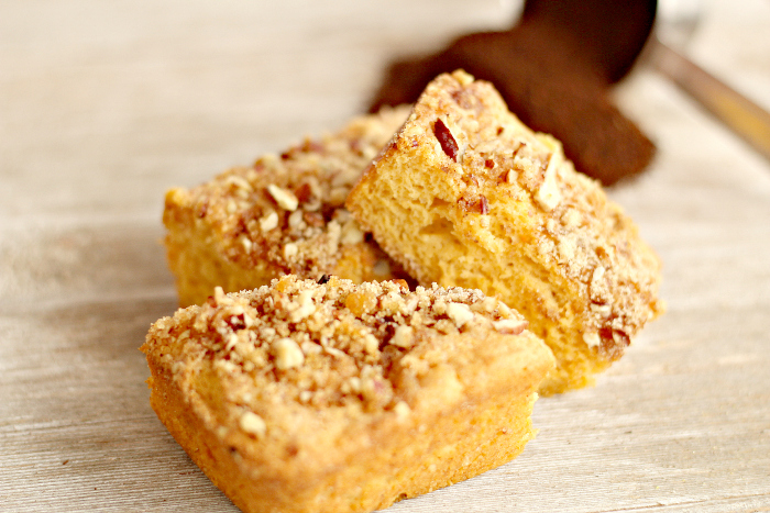 Butterscotch Pecan Coffee Cake Recipe