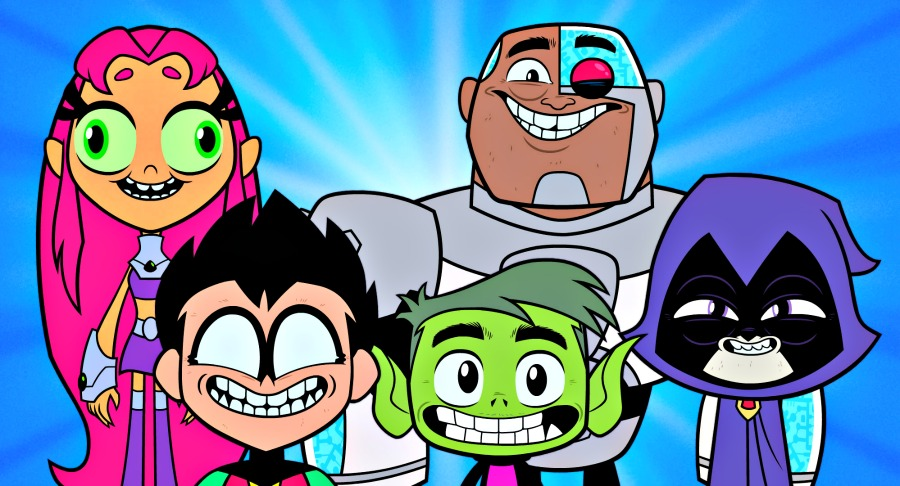 Teen Titans Go! To The Movies Giveaway 3