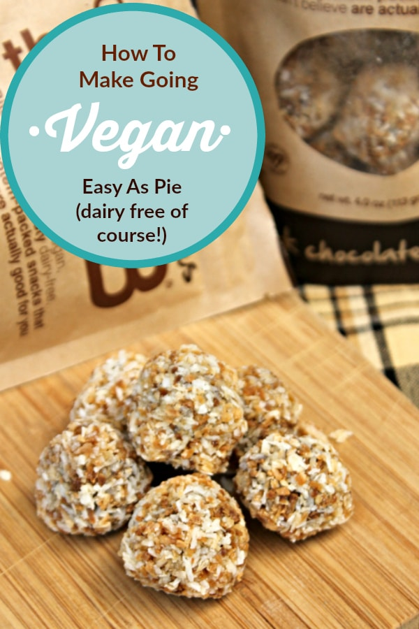 To live a healthier lifestyle, many folks opt for a diet with no food made from animals. If this sounds like a good fit, here are 6 ways to make going vegan easy. #ad @TheGFB