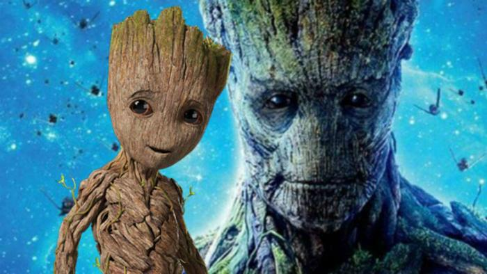 Guardians Of The Galaxy Vol. 2 teen groot