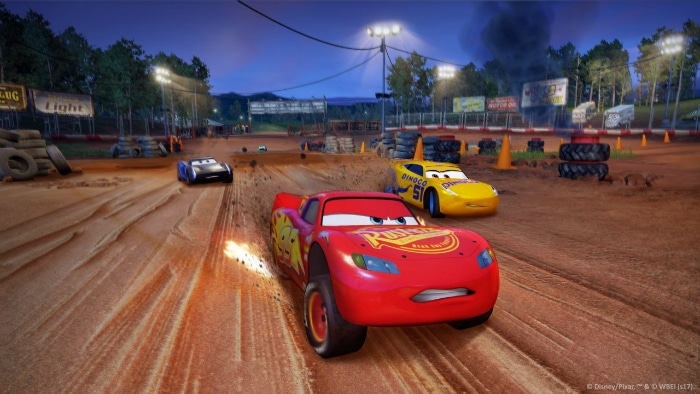 Cars 3 Available On Blu-ray 2