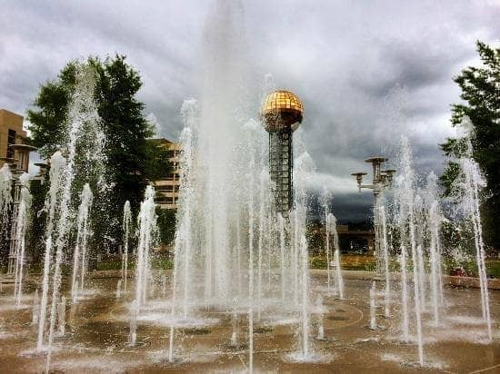 Plan The Perfect Play Date At The Water Park fountains