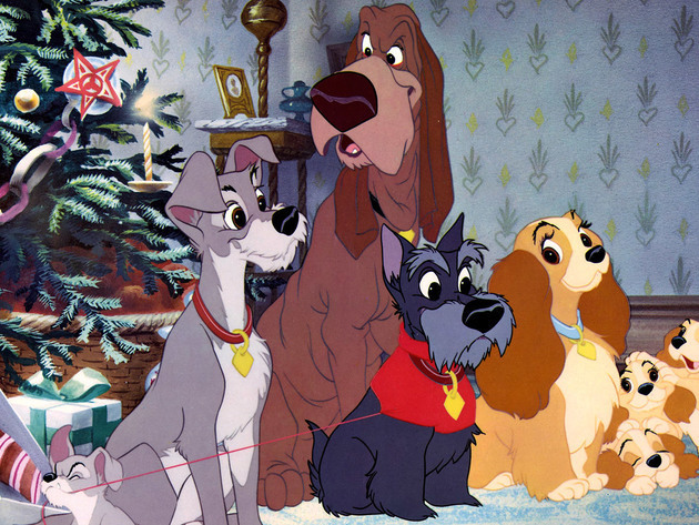 The Classic Lady And The Tramp Joins The Walt Disney Signature Collection 3