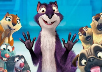 The Nut Job 2: Nutty by Nature Is Available On Blu-Ray And DVD Today 2
