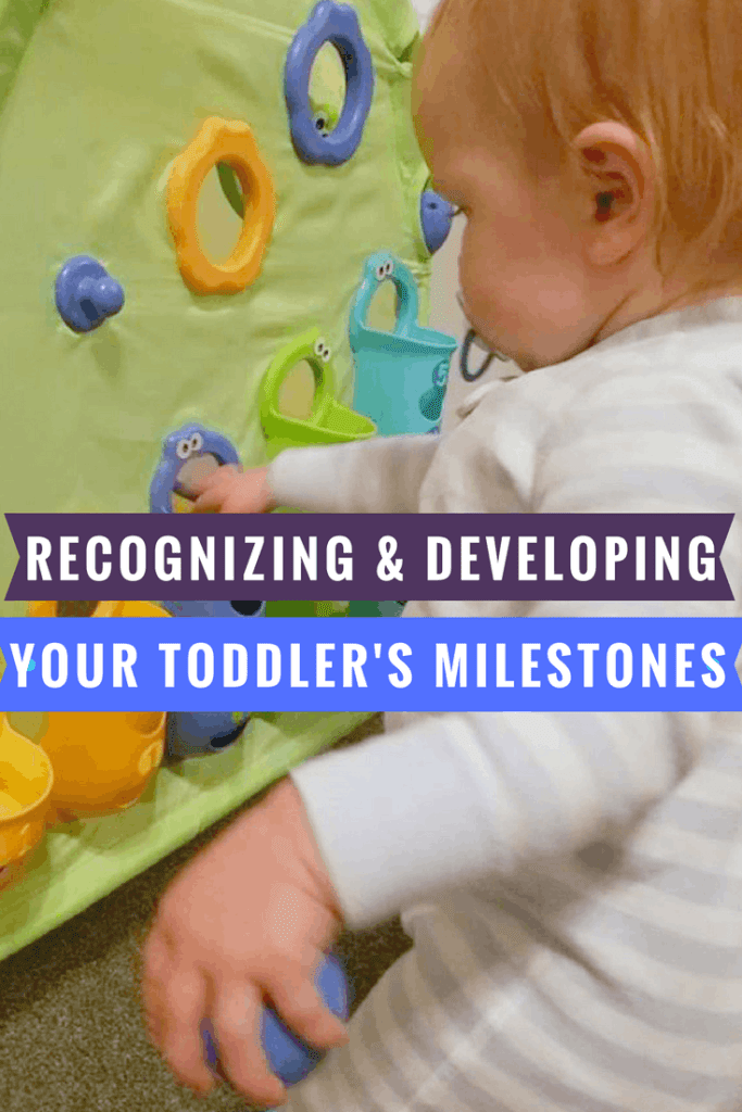 Sometimes it is hard to keep up with how fast your child is growing! Here is How To Recognize and Develop Milestones In Your Toddler #ad @yookidoo
