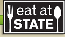 Eat at State logo