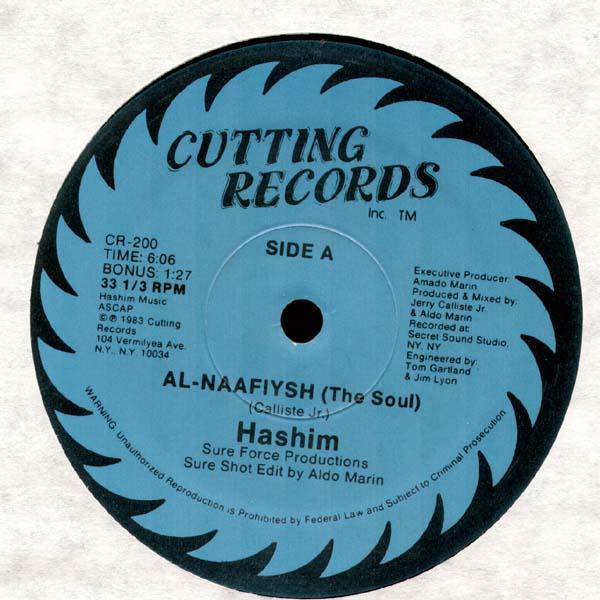 HASHIM al-Naafiysh 12