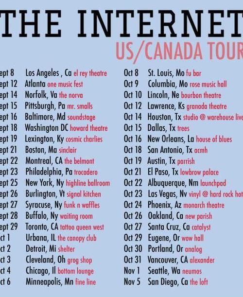 theinternettour