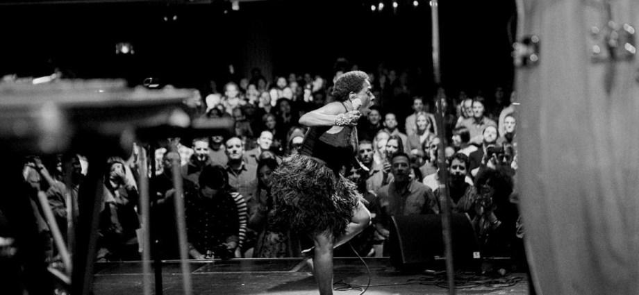 Sharon Jones and The Dap Kings Apollo Theater 2014