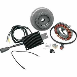 Alternator kit ce-69s, 3-phase, 38 amps – ce-69s – Cycle electric inc 21120404