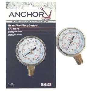 Anchor Marque 100-B253000 Ancre de jauge 2-1-2×3000 Brassreplacement