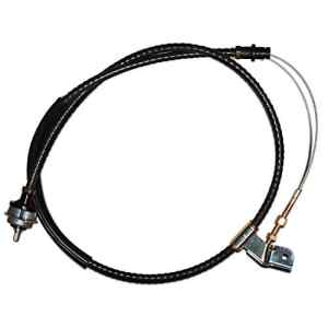 BBK 3519 Heavy Duty Adjustable Clutch Cable for Ford Mustang by BBK Performance