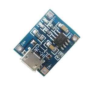Goliton TP4056 5V 1A Lipo charge de la batterie Conseil Module Chargeur batterie au lithium du bricolage MICRO USB Port Mic 18650 Interface Plate