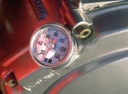 Thermomètre de température d'huile HONDA VT750C année 1987