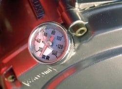 Thermomètre de température d'huile HONDA XRV 750Africa Twin ans 90–95