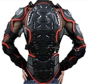 West Biking Cyclisme Moto Vélo d'équitation Full Body Armor Protection Armure de protection totale pour d'écran de motocross VTT moto sport équipement de protection pour femme homme, Homme Enfant femme, M / (UK Size:XS)